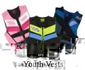 Youth Vests (50 to 90Lbs)