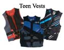 Teen Vests (90 Lbs and Up)