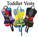 Toddler Vests (Up to 30Lbs)
